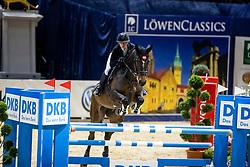 GÖTTER Anne (GER), Cheyenne<br /> Braunschweig - Löwenclassics 2019<br /> HGW Bundesnachwuchschampionat der Springreiter<br /> Stilspringprüfung<br /> 23. März 2019<br /> © www.sportfotos-lafrentz.de/Stefan Lafrentz