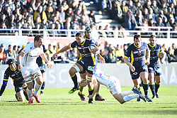 RUGBY - CHAMPIONS CUP - 2017<br /> lapandry (alexandre)<br /> Clermont / Exeter le 21/01/2017<br /> Photo : Pierre Lahalle