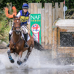 HARTHT15 - NAF5* International Hartpury Horse Trials - CIC3*