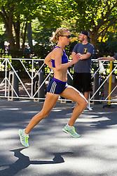 Tufts Health Plan 10K for Women, Alisha Williams, adidas