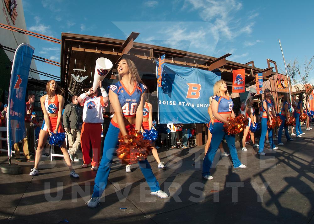 Fiesta Bowl, Pep Rally, John Kelly photo