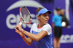 May 20, 2018 - France - Internationaux de tennis de Strasbourg - Mihaela Buzarnescu Roumanie (Credit Image: © Panoramic via ZUMA Press)
