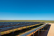Solar Park within the landscape