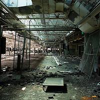 A redundant factory floor