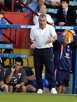 Photo: Olly Greenwood.<br />Crystal Palace v Coventry City. Coca Cola Championship. 23/09/2006. Palace manager Peter Taylor