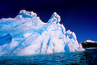 Iceberg, Columbia Bay, Prince William Sound, near Valdez, Alaska USA