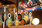 Hopworks offers 10 organic beers on tap.