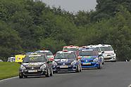 2007 ELF Renault Clio Cup. Oulton Park