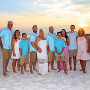 Heighten Family Beach Photos