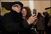 STUART MENHAM; AMANDA MANN, Spitfires and Primroses, an exhibition of new work by Brian Clarke on Thursday 12 February 2015 at Pace London, 6-10 Lexington Street, London. 12 February 2015