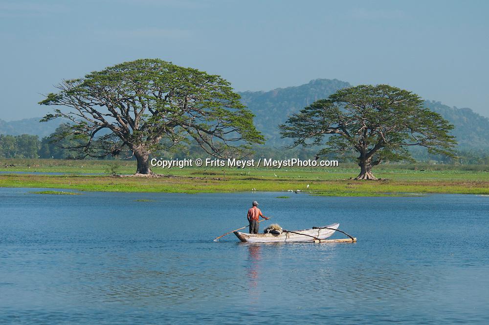 Tissamaharama, Sri Lanka, September 2011. Yala National Park is the most visited and second largest national park in Sri Lanka. Photo by Frits Meyst/Adventure4ever.com