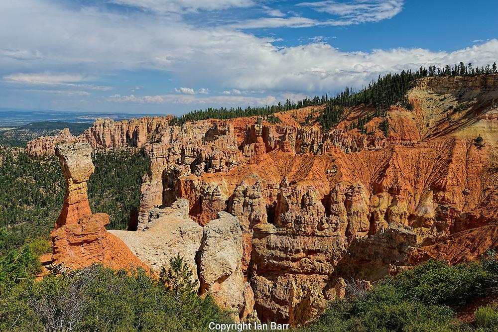 Agua Canyon,Elevation 8800 ,Bryce Canyon National Park,Utah.