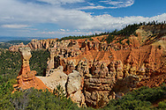 Agua Canyon,Elevation 8800 ,Bryce Canyon National Park,Utah.