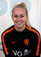 International Women's Friendly Matchs 2019 / <br /> Womens's Algarve Cup Tournament 2019 - <br /> Spain v Netherlands 2-0 ( Municipal Da Bela Vista Stadium- Parchal,Portugal ) - <br /> Inessa Kaagman of Netherlands
