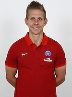 Nicolas Mayer of PSG during PSG photo call for the 2016-2017 Ligue 1 season on September, 7 2016 in Paris, France<br /> Photo : C.Gavelle/ PSG / Icon Sport