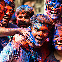 Holi at Purdue
