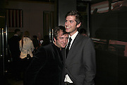 Tom Freud and Jack  Freud, the Tatler Little Black Book party. 24 Kingly st. London. W!. 9 November 2006. ONE TIME USE ONLY - DO NOT ARCHIVE  © Copyright Photograph by Dafydd Jones 66 Stockwell Park Rd. London SW9 0DA Tel 020 7733 0108 www.dafjones.com