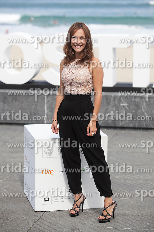 26.09.2015, Madrid, San Sebastian, ESP, San Sebastian International Film Festival, im Bild Spanish movie director Paula Ortiz poses during `La novia&acute; (The Bride) film presentation // at 63rd Donostia Zinemaldia, San Sebastian International Film Festival in Madrid in San Sebastian, Spain on 2015/09/26. EXPA Pictures &copy; 2015, PhotoCredit: EXPA/ Alterphotos/ Victor Blanco<br /> <br /> *****ATTENTION - OUT of ESP, SUI*****
