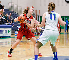 02/04/15 HS Girls Basketball Bridgeport at Robert C. Byrd