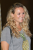 Charlie Brooks, Earth to Echo - Celebrity Screening, The May Fair Hotel, London UK, 20 July 2014, Photo by Richard Goldschmidt