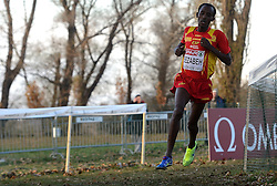 08-12-2013 ATHLETICS: SPAR EC CROSS COUNTRY: BELGRADE<br /> Senior mannen / Winnaar BEZABEH, Alemayehu SPA<br /> ©2013-WWW.FOTOHOOGENDOORN.NL