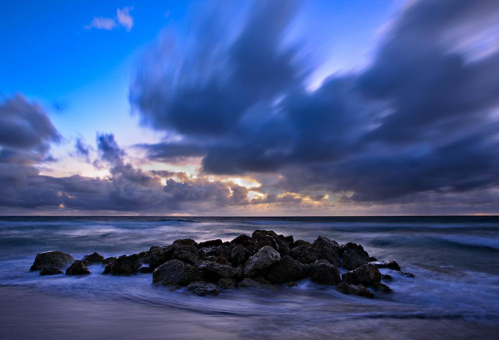 Deerfield Beach December 6:37 AM