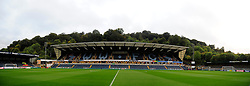 Adams Park - Photo mandatory by-line: Dougie Allward/JMP - Tel: Mobile: 07966 386802 08/10/2013 - SPORT - FOOTBALL - Adams Park - High Wycombe - Wycombe Wanderers V Bristol City - Johnstone Paint Trophy