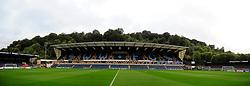 Adams Park - Photo mandatory by-line: Dougie Allward/JMP - Tel: Mobile: 07966 386802 08/10/2013 - SPORT - FOOTBALL - Adams Park - High Wycombe - Wycombe Wanderers V Bristol City - Johnstone Paint Trophy