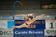 Talisa Torretti  of Team Italia during a training session in Desio, 08 February 2020.