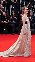 Julianne Moore at the premiere of the film Suburbicon at the 74th Venice Film Festival, Sala Grande on Saturday 2 September 2017, Venice Lido, Italy.