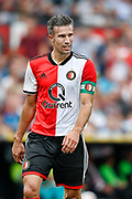 Feyenoord-player Robin van Persie during the Dutch football Eredivisie match between Feyenoord and Excelsior at De Kuip Stadium in Rotterdam, on August 19th, 2018 - Photo Stanley Gontha / Pro Shots / ProSportsImages / DPPI
