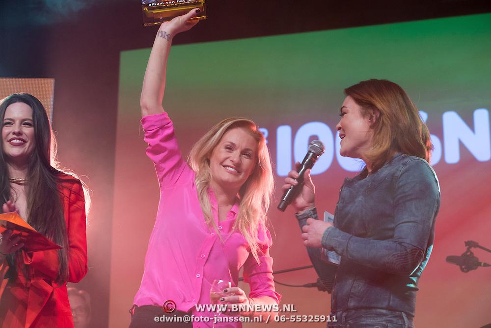 NLD/Uitgeest/20170207 - Uitreiking 100% NL Awards 2016, Miss Montreal, Sanne Hansen