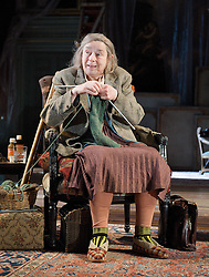 In the picture: Linda Bassett. .People, by Alan Bennett, The Lyttelton Theatre, NT, London, Great Britain, November 7, 2012. Photo by Elliott Franks / i-Images.