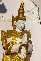 Kyauk Taw Gyi Phayar temple Mandalay city Myanmar (Burma)