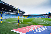 A general interior view of Elland Road before the EFL Sky Bet Championship match between Leeds United and Blackburn Rovers at Elland Road, Leeds, England on 9 November 2019.