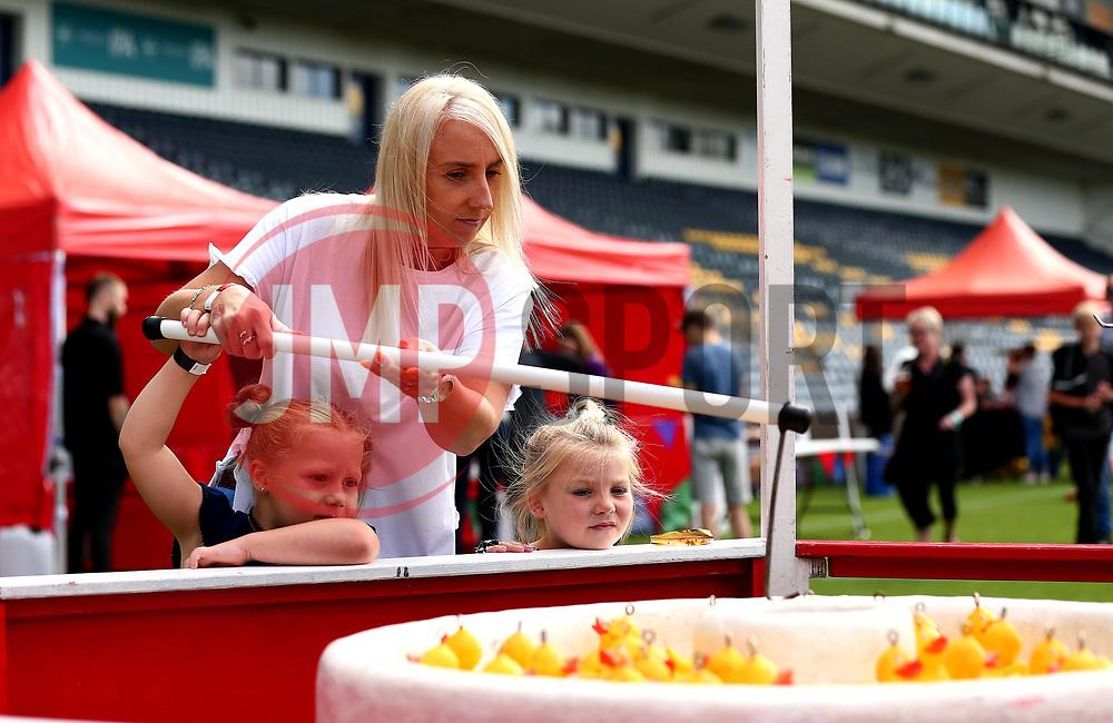 Sixways Stadium, home of Worcester Warriors, hosts Mazak's Family Fun Day - Mandatory by-line: Robbie Stephenson/JMP - 20/08/2017 - RUGBY - Sixways Stadium - Worcester, England - Mazak Family Fun Day