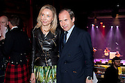 MICHAELA DE PURY; SIMON DE PURY, ICA Annual Institute of Contemporary Arts Fundraising Gala. Koko's Camden. London. 24 March 2010