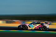 June 13-18, 2017. 24 hours of Le Mans. 50 Larbre Competition