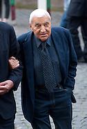 2013/05/07 Roma, funerali di Giulio Andreotti. Nella foto Paolo Venturoni..Rome, funerals of Giulio Andreotti. In the picture Paolo Venturoni - © PIERPAOLO SCAVUZZO