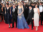 14.MAY.2014. CANNES<br /> <br /> CODE - CP<br /> <br /> OLIVIER DAHAN, ACTORS TIM ROTH, NICOLE KIDMAN, JEANNE BALIBAR, PRODUCER PIERRE-ANGE LE POGAM, GUESTS, ACTRESS PAZ VEGA ATTEND THE OPENING CEREMONY AND THE 'GRACE OF MONACO' PREMIERE DURING THE 67TH ANNUAL CANNES FILM FESTIVAL<br /> <br /> BYLINE: EDBIMAGEARCHIVE.CO.UK<br /> <br /> *THIS IMAGE IS STRICTLY FOR UK NEWSPAPERS AND MAGAZINES ONLY*<br /> *FOR WORLD WIDE SALES AND WEB USE PLEASE CONTACT EDBIMAGEARCHIVE - 0208 954 5968*