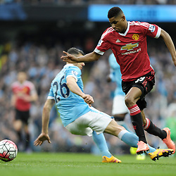 Manchester City v Manchester United   Premier League   20 March 2016