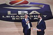 Fernando Marino<br /> Presentazione Campionato Lega Basket 2016-2017<br /> Basket Serie A  2016<br /> Milano 26/09/2016<br /> Foto Ciamillo-Castoria