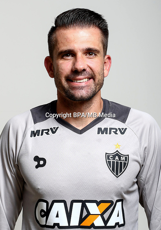 Brazilian Football League Serie A / <br /> ( Clube Atletico Mineiro ) - <br /> Victor Leandro Bagy &quot; Victor &quot;