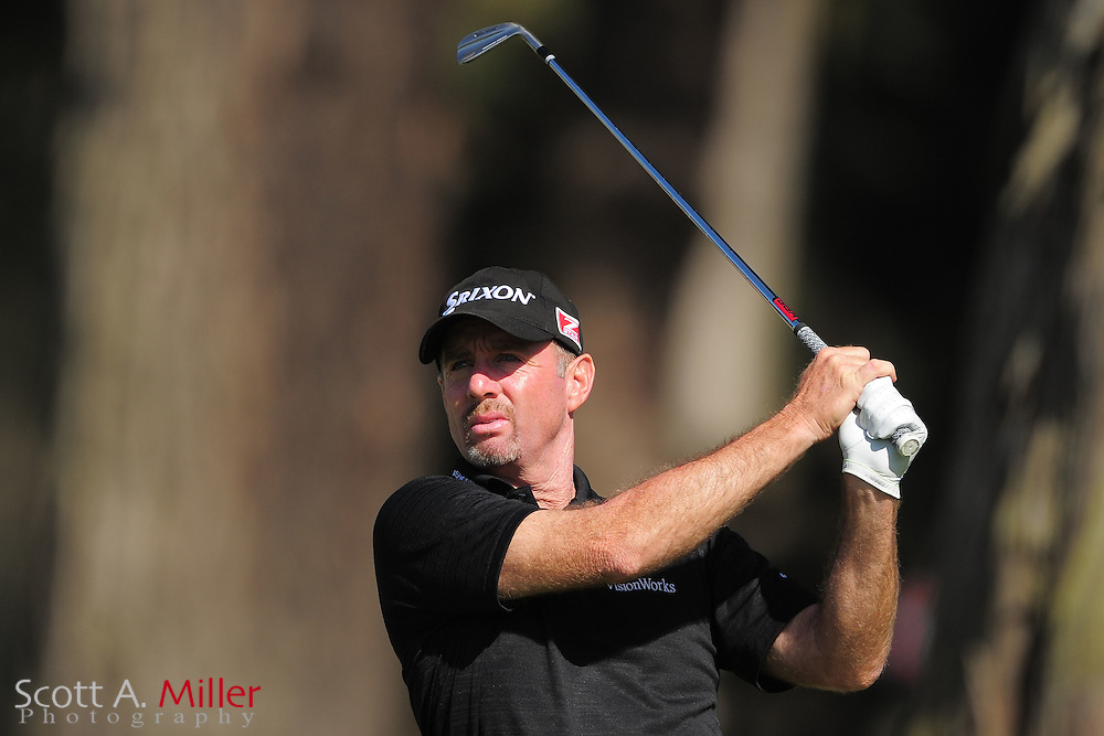 Rod Pampling during the second round of the 112th U.S. Open at The Olympic Club on June 15, 2012 in San Fransisco. ..©2012 Scott A. Miller
