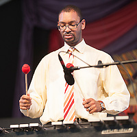 Jason Marsalis, New Orleans Jazz & Heritage Foundations 2013