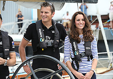 Auckland-Royal Visit, Duke and Duchess at Viaduct Basin