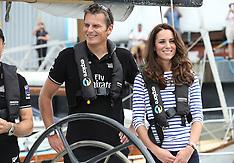 Auckland-Royal Visit, Duke and Duchess at Viaduct Basin