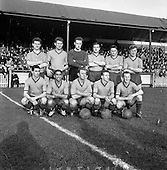 1961 - Soccer; Drumcondra v Cork Hibernians in the final round of the F.A.I. Shield