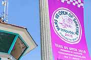 Vans US Open of Surfing 2019 Signage