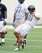 FIU Football First Practice 2011